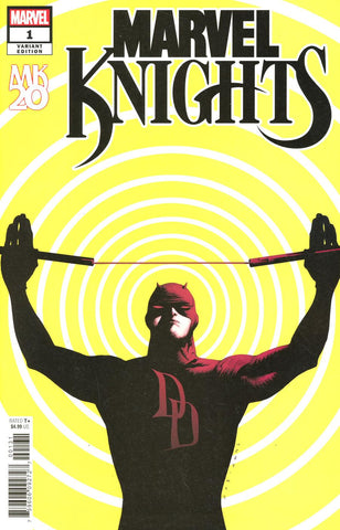 MARVEL KNIGHTS 20TH #1 (OF 6) JAE LEE VAR