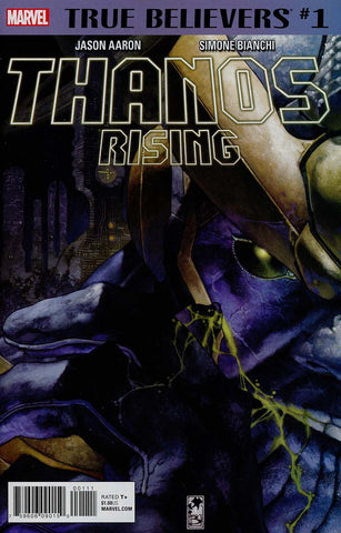 TRUE BELIEVERS THANOS RISING #1