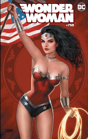 WONDER WOMAN #750 NATHAN SZERDY EXCLUSIVE