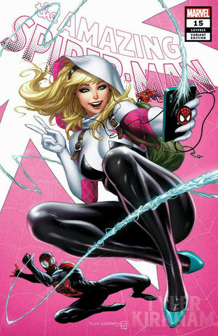 AMAZING SPIDER-MAN #15 TYLER KIRKHAM EXCLUSIVE VAR