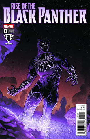 RISE OF BLACK PANTHER #1 (OF 6) LEG FRIED PIE EXCLUSIVE
