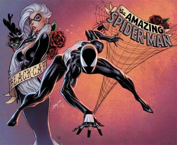 AMAZING SPIDER-MAN #801 LEG J SCOTT CAMPBELL GATEFOLD EXCLUSIVE