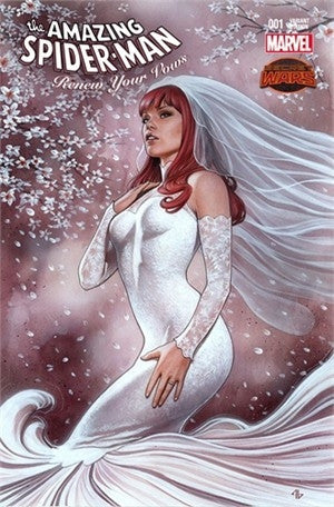 AMAZING SPIDER-MAN RENEW YOUR VOWS #1 LEGACY EDITION EXCLUSIVE