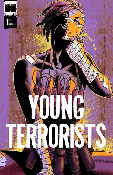 YOUNG TERRORISTS #1 Covers A/B