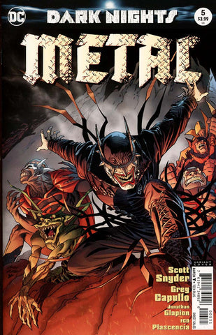 DARK NIGHTS METAL #5 (OF 6) KUBERT VAR ED
