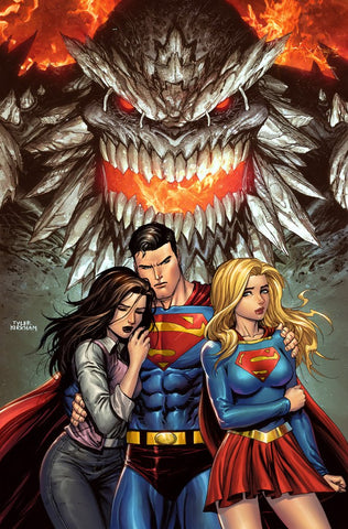 ACTION COMICS #1000 UNKNOWN TYLER KIRKHAM VIRGIN EXCLUSIVE