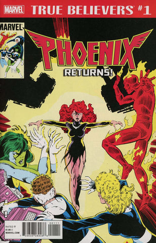 TRUE BELIEVERS PHOENIX RETURNS