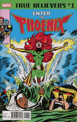 TRUE BELIEVERS ENTER THE PHOENIX