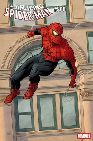AMAZING SPIDER-MAN #800 RIVERA VAR LEG