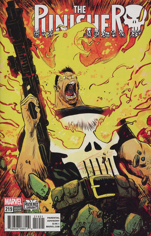 PUNISHER #219 GREENE PHOENIX VAR LEG