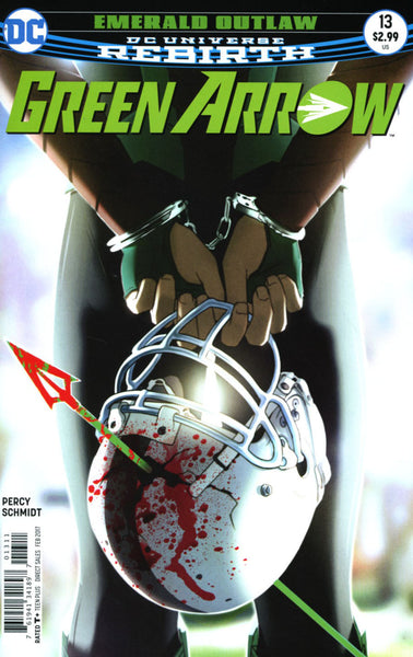 GREEN ARROW #13 VOL 7 COVER A 1st PRINT