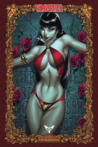 VAMPIRELLA #1 J SCOTT CAMPBELL ICON INCV