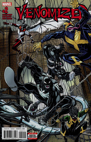 VENOMIZED #2 (OF 5)