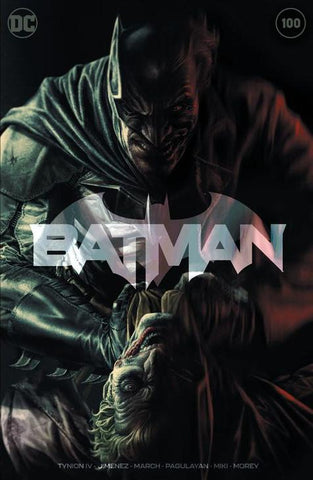 BATMAN #100 LEE BERMEJO EXCLUSIVE (JOKER WAR)
