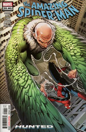 AMAZING SPIDER-MAN #20.HU