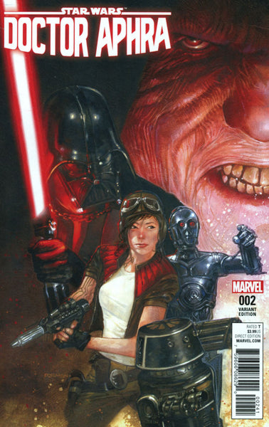STAR WARS DOCTOR APHRA #2 COVER B DORMAN VARIANT