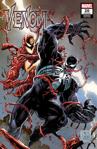 VENOM #20 UNKNOWN COMICS TONY DANIEL EXCLUSIVE