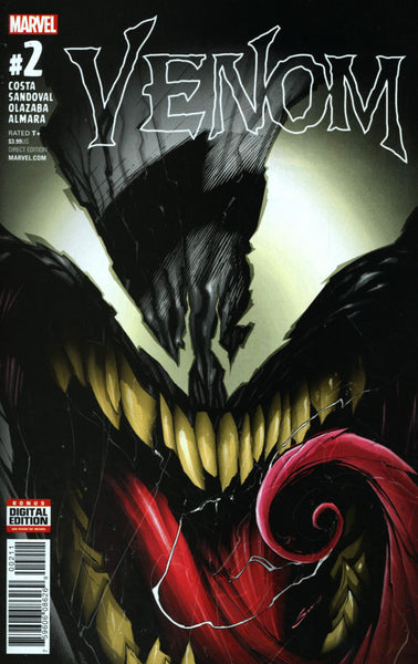VENOM VOL 3  #2 COVER A 1st PRINT