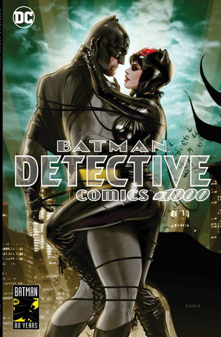 DETECTIVE COMICS #1000 THIRD EYE KAARE ANDREWS EXCLUSIVE