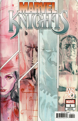 MARVEL KNIGHTS 20TH #1 (OF 6) MACK VAR
