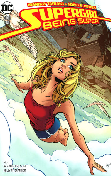 SUPERGIRL BEING SUPER #1 COVER A 1st PRINT