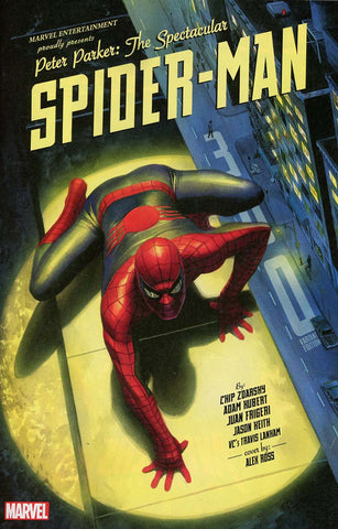 PETER PARKER SPECTACULAR SPIDER-MAN #300 ALEX ROSS VAR LEG