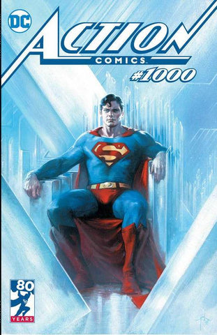 ACTION COMICS #1000 DELLOTTO EXCLUSIVE