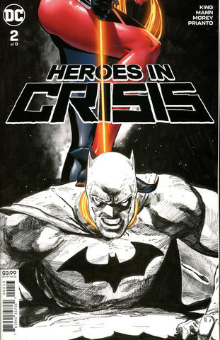 HEROES IN CRISIS #2 (OF 9) FINAL PTG
