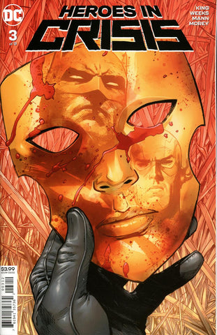 HEROES IN CRISIS #3 (OF 9) FINAL PTG
