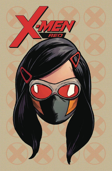 X-MEN RED #7 CHAREST HEADSHOT VAR