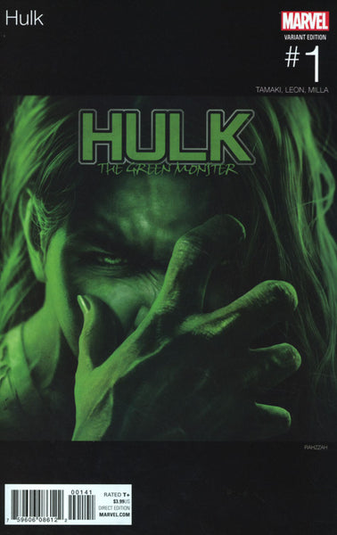 HULK #1 VOL 4 COVER C HIP HOP VARIANT
