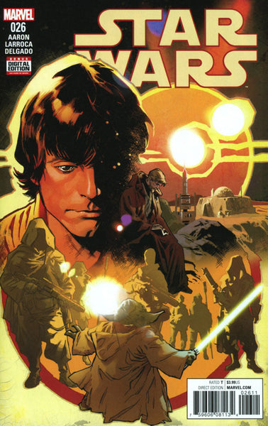 STAR WARS VOL 4 #26 COVER A 1st PRINT