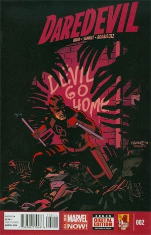 Daredevil Vol 4 #2