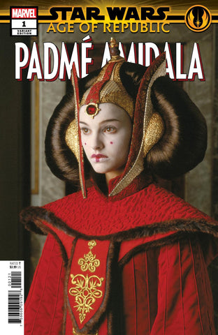 STAR WARS AOR PADME AMIDALA #1 MOVIE VAR