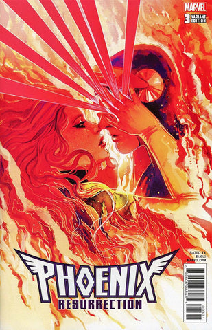 PHOENIX RESURRECTION RETURN JEAN GREY #3 (OF 5) HANS VAR LEG