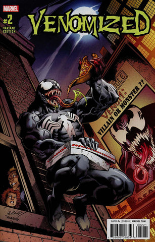 VENOMIZED #2 (OF 5) BAGLEY VAR