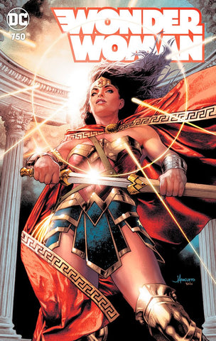 WONDER WOMAN #750 UNKNOWN JAY ANACLETO EXCLUSIVE