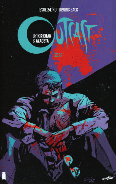 OUTCAST BY KIRKMAN & AZACETA #24