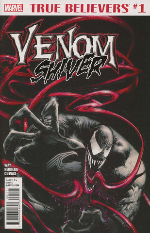 TRUE BELIEVERS VENOM SHIVER #1