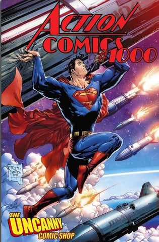 ACTION COMICS #1000 UNCANNY TONY DANIEL EXCLUSIVE