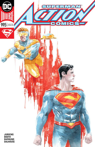 ACTION COMICS #995 VAR ED