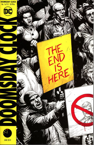 DOOMSDAY CLOCK #1 (OF 12) FINAL PTG