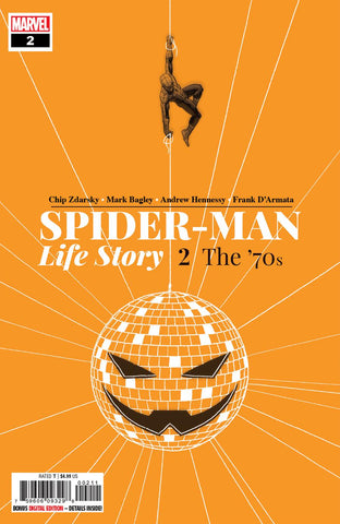 SPIDER-MAN LIFE STORY #2 (OF 6)