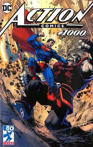 ACTION COMICS #1000 JIM LEE TOUR EDITION EXCLUSIVE