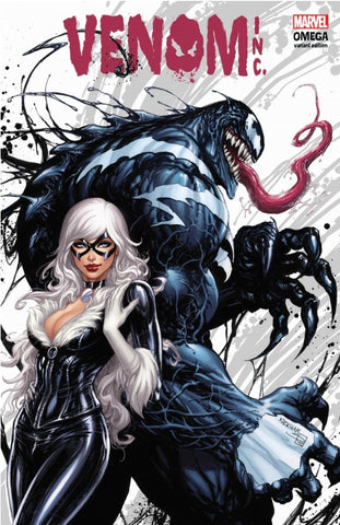 AMAZING SPIDER-MAN VENOM INC OMEGA #1 TYLER KIRKHAM EXCLUSIVE