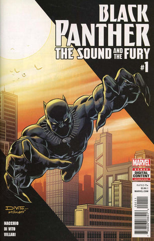 BLACK PANTHER SOUND AND FURY #1 LEG