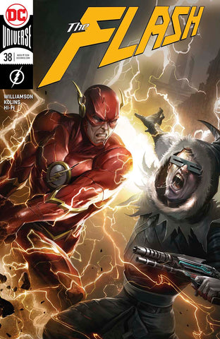 FLASH #38 VAR ED - LIMIT 1 PER
