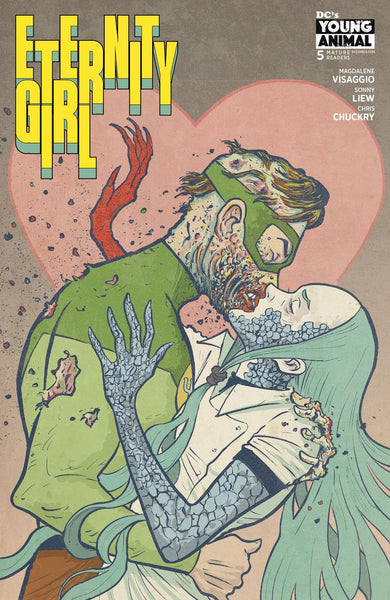 ETERNITY GIRL #5 (OF 6) (MR)