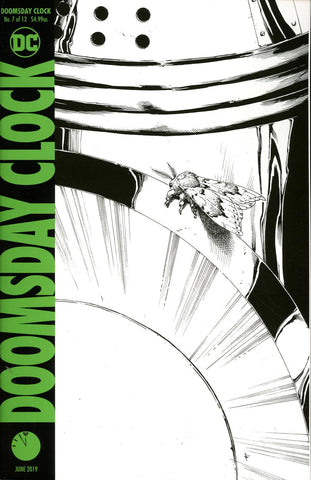 DOOMSDAY CLOCK #7 (OF 12) FINAL PTG