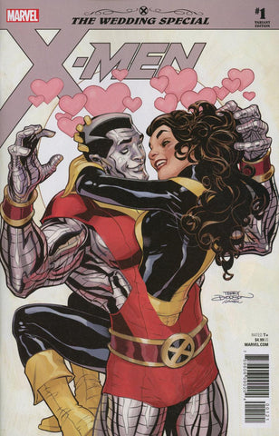 X-MEN WEDDING SPECIAL #1 DODSON VAR